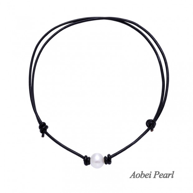 fce8207540195 Aobei Pearl - Handmade Pearl Choker Necklace made of Freshwater ...