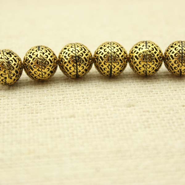 10 pcs Gold Plated Beads DIY Jewelry Making Suppliesbeads for necklace Antique Jewelry Spacer Jewelry AccessoriesETS-K009  sc 1 st  Aobei Pearl & 10 pcs Gold Plated Beads DIY Jewelry Making Suppliesbeads for ...