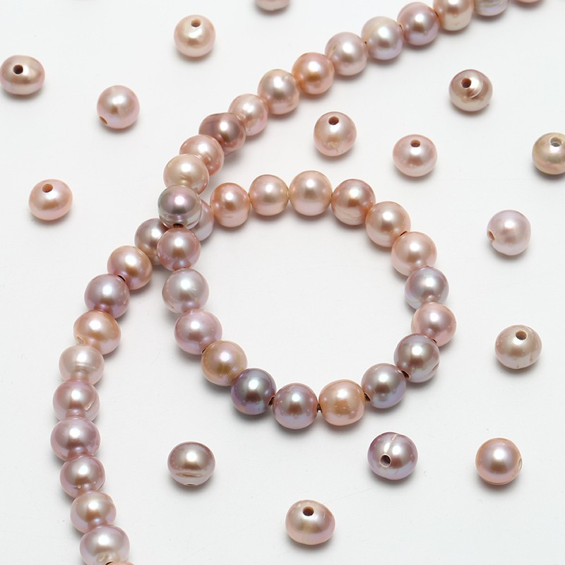 pearls strand pearl layer women necklace for proddetail multi purple