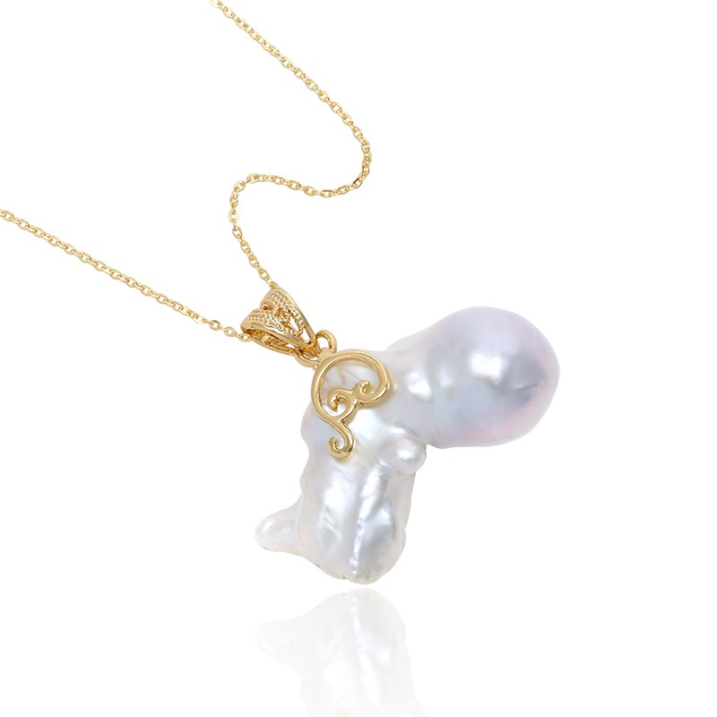 Aobei Pearl, the Only One Piece Necklace in the World --- 13.5 mm ...