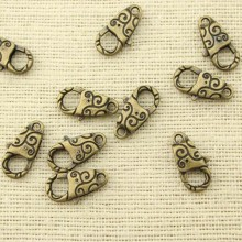 10 pcs, Zine-alloyBracelet clasp,zinc alloy clasp,bracelet connector,jewelry finding,clasp for bracelet,bracelet closure,accessory,  nickel free lead free, ETS-K002