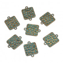 Aobei Pearl, DIY Material of Jewelry, 40 Pieces from the Sale, Bronze Alloy Accessory for Jewelry Material, ETS-K225