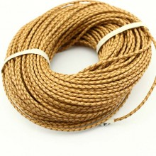 10 yards, 3.0mm-6.0mm Genuine leather cord,wholesale jewelry making leather cord,fashion genuine leather cord,leather cord for bracelet, ETS-P027