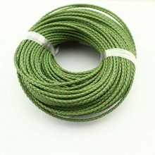 10 yards,3.0mm-6.0mm Genuine leather cord,wholesale jewelry making leather cord,fashion genuine leather cord,leather cord for bracelet, ETS-P030