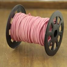 ETS-P103  Diameter 1.5mm * 2.5mm 100 yards pink Korean velvet