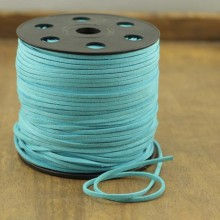 ETS-P109   Diameter 1.5mm * 2.5mm 100 days blue Korean velvet