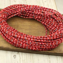 10 yards,6mm round bohemian rope,cheap cotton rope,multi color fabric cotton rope,jewelry,bracelet rope,cheap price,Made in China,ETS-P128 Inactive