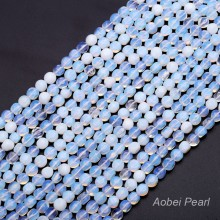 Aobei Pearl, 1 Strand from the Sale, Natural Sectioned Opal Beads for Fashion Accessories, Necklace Material, Bracelet Material, DIY Accessory, Jewelry Findings, ETS-TD078