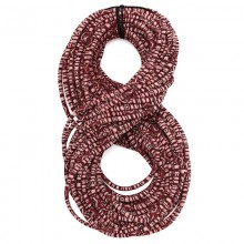 Aobei Pearl, 10 Yards fron the Sale, Handmade Materials for Jewelry, Decor...  ETS-P082, Diameter 6 mm Cloth Rope