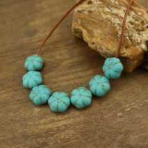 20 pcs, Beads supplier,natural beads,turquoise beads,wholesale turquoise beads,long beads for jewelry making,ETS-LB018