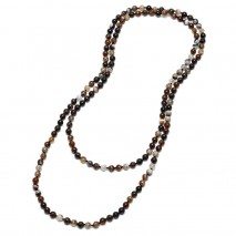 Aobei Pearl - Handmade Agate Necklace for Fashion Women, ETS-S821