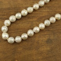 Aobei Pearl, 1 Strand from the Sale, Handmade Jewelry Material, Pearl Strand, Freshwater Nuclear Pearl Strand, ETS-Z157